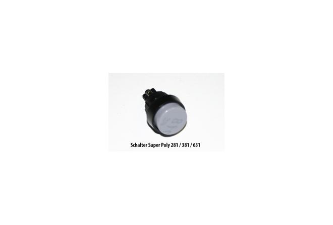 Schalter für Super Poly Folienschweißzange