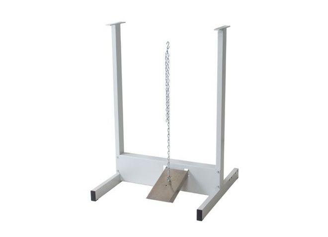 Geräteständer Edelstahl, mit Fußbedienung Magneta 421 S