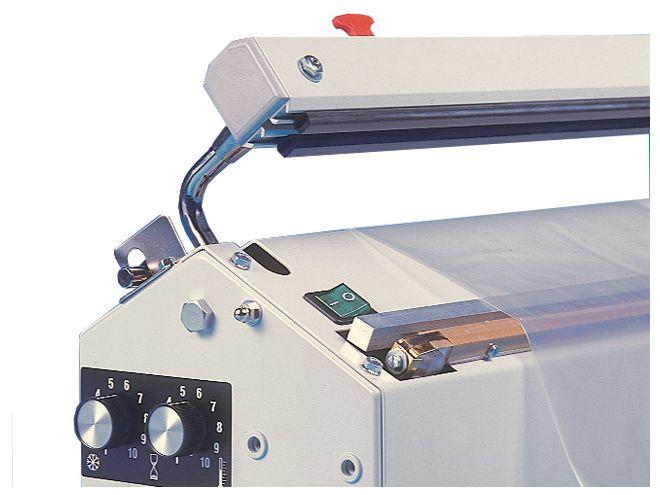 Magneta 1021 Folienschweißgerät mit Magnetverschluß, 5 Mm Schweißnaht