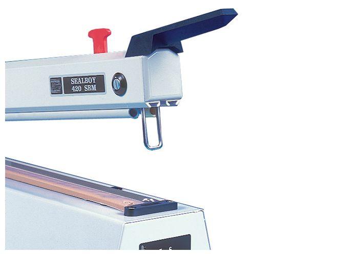 Sealboy Magneta 420 Folienschweißgerät Mit Magnetverschluß