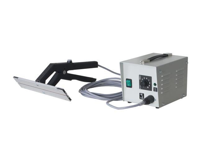 Folienschweißzange Super Poly mit Impulsgeber (TPS)